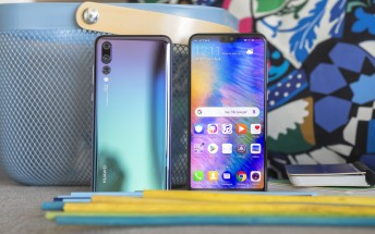 Huawei has shipped more than 20 million handsets from the P20 and Mate 10 series