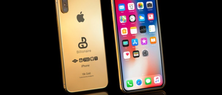 Gold Plate Your iPhone 6s Goldgenie