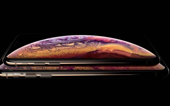 Apple iPhone XS and its bigger sibling get pictured in leaked renders