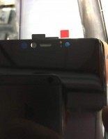 Alleged Mate 20 front panel