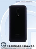 Meizu 16X on TENAA