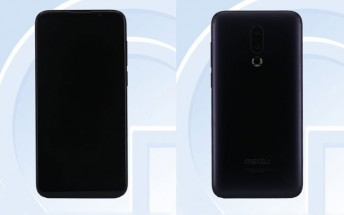 Meizu 16X passes by TENAA with Snapdragon 710