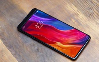 Xiaomi Mi Mix 3 pictured with a Find X-esque camera slider, coming in October