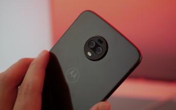 Moto Z3 debuts with fingerprint scanner on the side, 5G mod