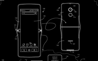 Possible RAZR drawings spotted in latest Motorola hardware patent