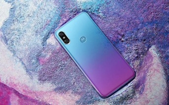 Motorola P30 is official with SD636 and ZUI 4.0