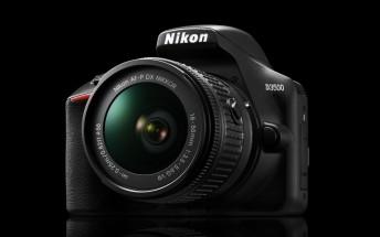 Nikon announces D3500 DSLR for $499