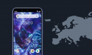 Nokia 5.1 Plus listed on the company's European sites