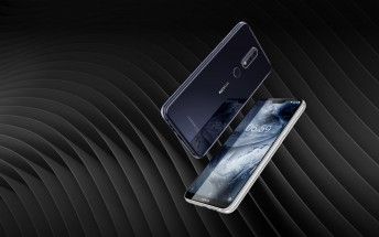 Nokia 6.1 Plus is now receiving Android 9.0 Pie
