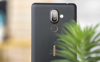 Nokia 7 plus starts receiving Android Pie [Update: It's the DP Beta 4]