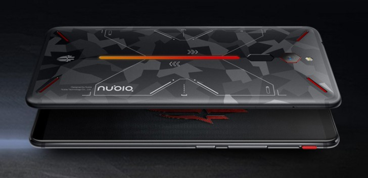 ZTE celebrates China Joy expo with limited edition Camouflage nubia Red Magic