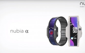 ZTE nubia wants to slap a smartphone on your wrist
