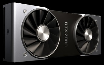 NVIDIA announces new GeForce RTX series of graphics cards with real time ray tracing