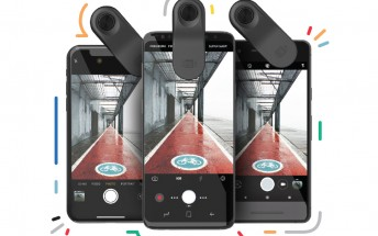Olloclip's new Multi-Device Clip lens mount is compatible with most mobile devices