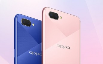 Oppo A5 now comes with double storage in India