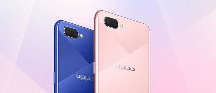 Oppo A5 now comes with double storage in India - GSMArena com news