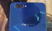 Oppo AX5 leaks in hands-on photos, looks a lot like the Realme 2