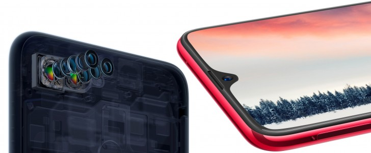 Oppo F9 launches, it packs a 6.3