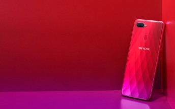 Oppo F9 goes live in India as F9 Pro - Helio P60, 6GB RAM and 25MP front camera