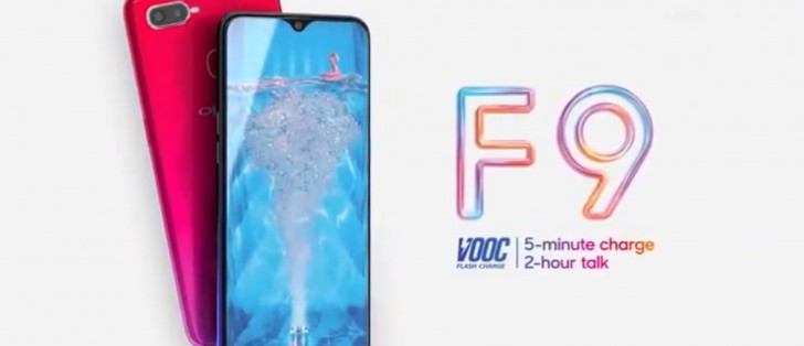 First Oppo F9 promo video goes live, talks dual camera and