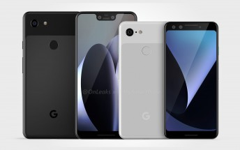 Google Pixel 3 and Pixel 3 XL show up at the FCC