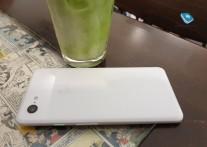 Pixel 3 XL in white