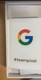 Google Pixel 3 XL retail package