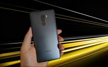 Xiaomi's Pocophone F1 unit on sale a week early