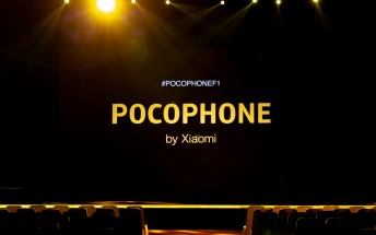 Xiaomi launches the Pocophone F1 globally