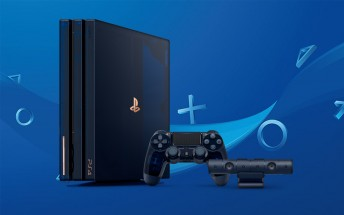 Sony sells more than 525 million PS4 consoles, celebrates with a limited edition
