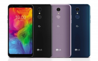 LG launches the budget Q7 in India