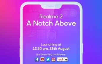 Realme 2 launching as a Flipkart exclusive for just $140