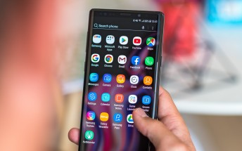Samsung Galaxy Note9 aces durability test