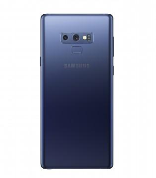 Samsung Galaxy Note9 in Ocean Blue