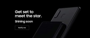 More teasers of the Galaxy A8 Star