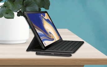 Samsung Galaxy Tab S4 10.5 flagship tablet comes with DeX, S Pen