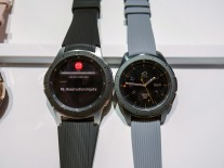 Samsung Galaxy Watch in 42mm and 46mm