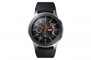 Samsung Galaxy Watch in Silver