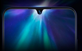 New images of the vivo V11 Pro surface