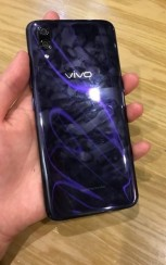 Some more vivo X23 live images for good measure