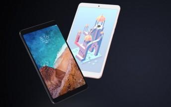 Xiaomi Mi Pad 4 Plus incoming, memory variants revealed