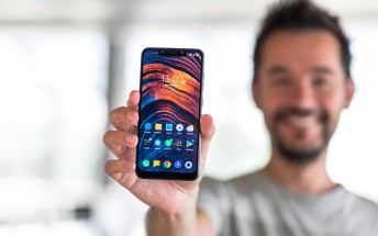 Poco Launcher appears on Google Play