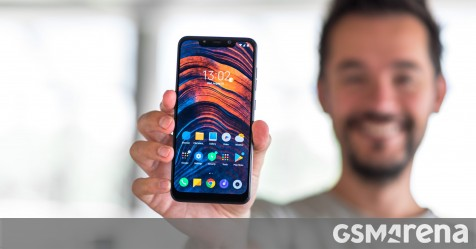 Poco Launcher appears on Google Play - GSMArena com news