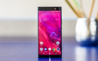 A tall 18:9 screen is a first for the Xperia XA series