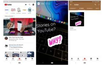 YouTube starts calling Stories what they are, rolls them out to more people