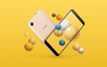 Asus Zenfone Live (L1) with Android Go edition launches on Best Buy
