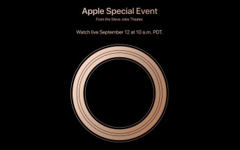 Watch the Apple event live here
