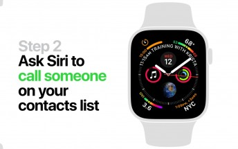 Apple releases how-to videos for the Apple Watch Series 4