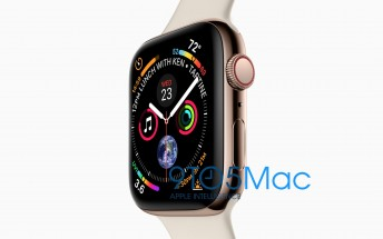Apple Watch Series 4 to have higher-resolution screen than its predecessor