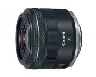 New Canon RF-mount lenses